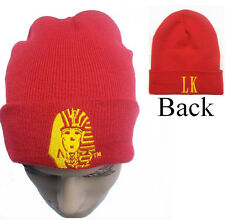 ULTIMA Kings Beanie Cappello BLOGGER Taylor Gang OBEY DOPE TISA Supreme YMCMB