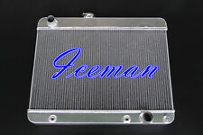 NEW 3 ROWS 1965-1967 Pontiac GTO LeMans/Tempest V8  ALL ALUMINUM RADIATOR