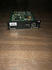 Crestron Atc-Audionet Iternet Radio Tuner Card For Centrac/512