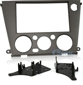 Metra 95-8901 Double DIN Dash Install Kit for 2005-09 Subaru Legacy/Outback