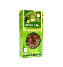 Oak Bark Tea 200g (2x100g) 100% natural tea eco ORGANIC bio KORA DEBU