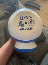 University Kentucky UK Wildcats Ceramic Basketball Vintage  Clock Body Only 1983
