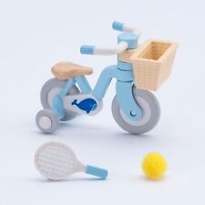 Sylvanian Families Bike blue for kids limited fan club online Calico Critters