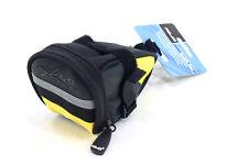 XLC Bicycle Saddle Bag, 1.6L, Yellow/Black