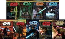 Star Wars LEGACY OF THE FORCE Series PAPERBACK Collection Set of Books 1-9