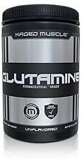 Kaged Muscle Glutamine Powder, Unflavored (300 G)
