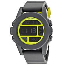 Nixon Sport Digital Wristwatches
