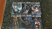 Caliban Comics AVATAR LOT OF 6