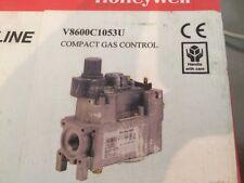 HONEYWELL Gasblock Gaskombiregler Gasregelblock VR8700A 4038 VR8700A 4004 1 NEU