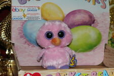 "TY BEANIE BOOS POSY THE EASTER CHICK.6"".2011 RELEASE.MWNMT.RETIRED.NICE GIFT"