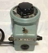 Powerstat Superior Electric Powerstat Variable Autotransformer 14 Kva