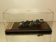 BBR MODELS TYRRELL P34/2 - SCHECKTER GP SWEDEN 1976 - 1:43 - EXCELLENT IN BOX