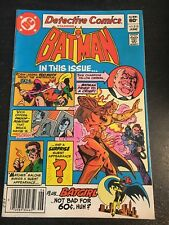 Detective Comics#515 Awesome Condition 6.0(1982) Batgirl,Andru Cover!!