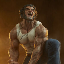 SIDESHOW Marvel Wolverine Logan Premium Format Figure Statue NEW SEALED