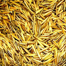 5 LBS RARE BINESHII GHOST WILD RICE -DELICIOUS NUTTY TASTE! CEDAR WOOD PARCHED.
