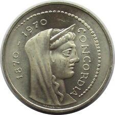 Italia 1000 LIRE 1970 Concordia, Argento