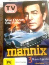 MANNIX*CLASSIC TV * DVD *