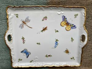 Anna Weatherley Spring in Budapest Serving Tray