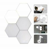 Quantum Lamp Led Modular Touch Sensor Lighting Hexagonal Night Light Home Decor
