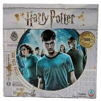 Harry Potter and the Order of the Phoenix 1000 Piece Puzzle Ron Hermione HP Book