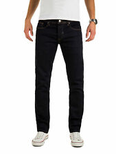 WOTEGA Herren Jeans Denim Hose Slim Fit Jeanshose Stretch 114