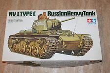 Tamiya 35066 KV-1 Type C Russian Heavy Tank Panzer 1:35 NEU OVP