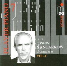 PLAYER PIANO 7: CONLON NANCARROW, VOL. 4 NEW CD
