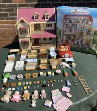 Sylvanian families Oakwood Manor Furniture Car Calico Critters House On The Hill