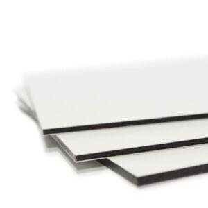Alu Dibond Aluverbundplatte   Dicke 2mm und 3mm   viele Größen   Top Preise