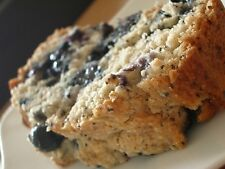 3 Blueberry Zucchini Breads Homemade by Beckeys Kountry Kitchen Holiday Gift