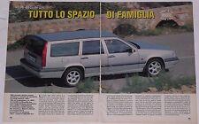 Test Drive Prova 1993 VOLVO 850 2.0 SW GLT