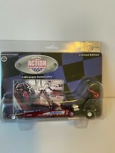 Action Platinum Series Blaine Johnson Travers 1996 Dragster 1/64 Limited Edition