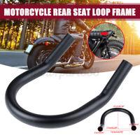 170mm 7/8'' Motorcycle Rear Seat Loop Frame U Tube Hoop End for Cafe Racer
