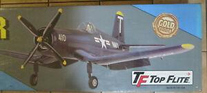 Top Flite  F4U Corsair radio control balsa kit