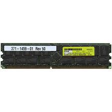 4GB (2x2GB) Qimonda Sun Fire x4100, x4200 PC3200 Reg ECC DIMM Memory X8023A-Z