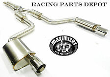 Maximizer Cat Back Exhaust FOR 11 12 13 14  Dodge Charger SRT-8 6.4L HEMI