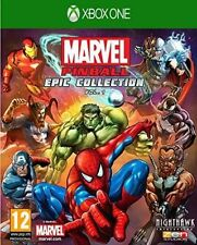 Marvel Pinball Greatest Hits Volume 1 Xbox One Game