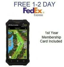 SkyCaddie SX500 New In Box First Year Membership Included SX 500 Free Fedex