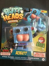 "Butt Heads ""Robutt"" Interactive Farting Figurine BNIP Free Shipping"