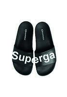 Superga Sandales 1908-PUU S00DULO 910 Blanc Noir