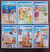 COLLECTIBLE   Playmobil 9523 9524 9525 9526 9149 9150 History Ancient Greek gods