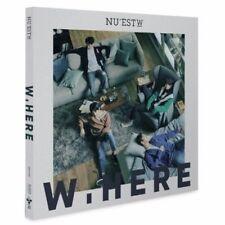 NU'EST W - [NEUES ALBUM] NOCH LEBEN VER. CD + FOTOBUCH + CARD + VORBESTELLUNG GE