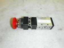 Manual Valve E-stop STC mod. MSV-86522EB (1963)
