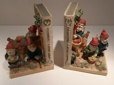 Bookends Decorative Christmas Country Gardening