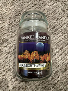 Yankee Candle Moonlight Harvest Candle