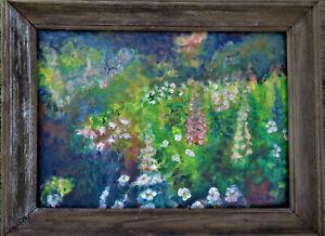tableau peinture   impressionniste   L .Valtat