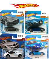 HOT WHEELS TESLA ALPINE BMW AUDI FACTORY FRESH COLECCIÓN COCHES MINIATURAS