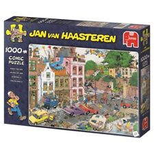 Friday the 13th Jan van Haasteren 1000 Piece JVH Jigsaw Puzzle by Jumbo