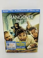 The Hangover Part II Blu-ray Disc Only
