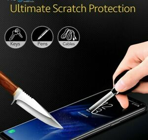 Tempered Glass / Glass Screen Protector For Samsung S8